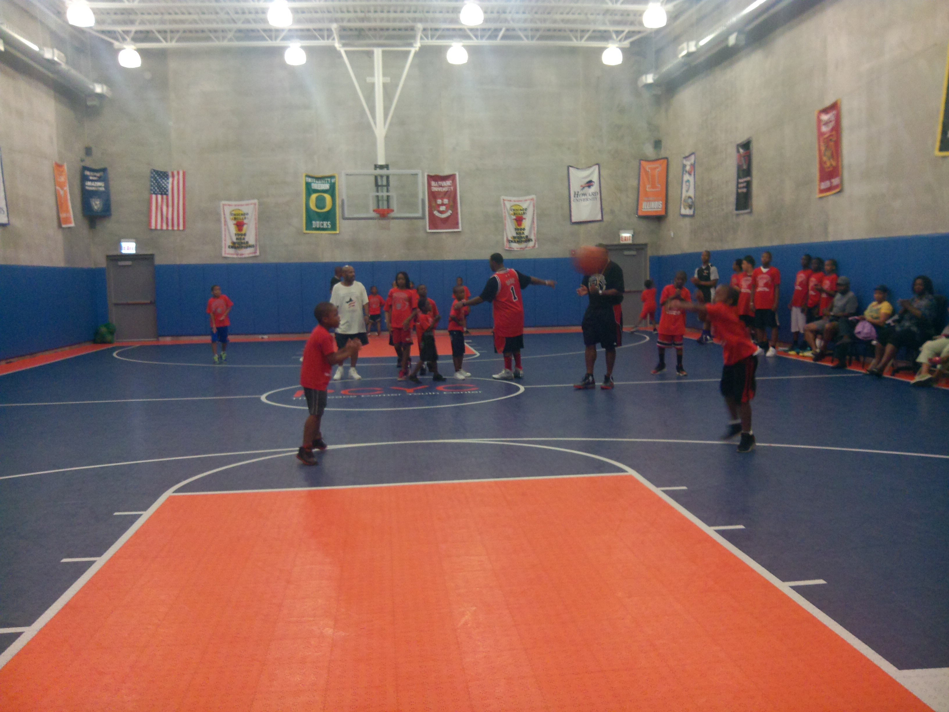 Chicago Austin Neighborhood After School Youth Program | The Peace ...